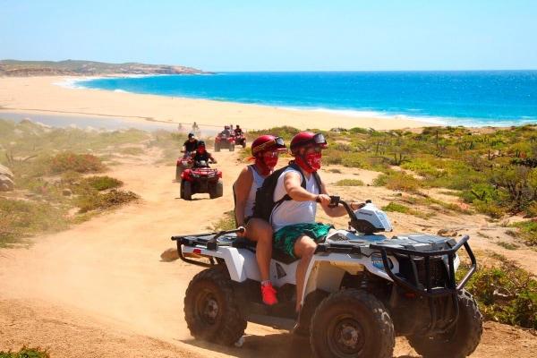 Migriño ATV Desert and Beach Tour